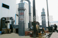 XL型旋流式水膜脫硫除塵器