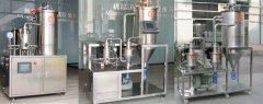 LNJ-6A型实验室用气流粉碎机的图片