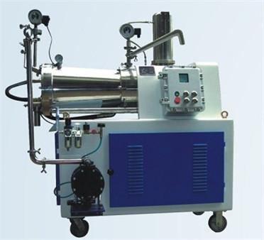 KFM25LA-120LA大容量卧式砂磨机的图片