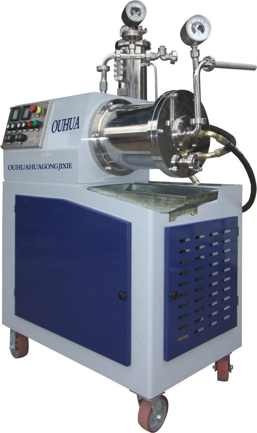 PT-10渐开线销棒纳米砂磨机的图片