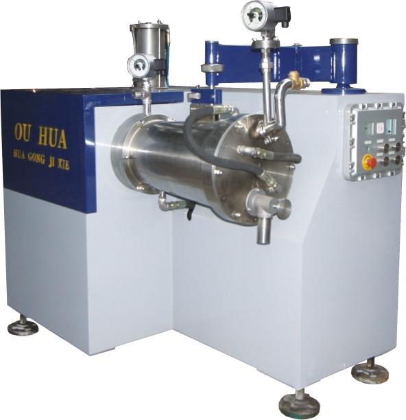 KFM-28LA/B卧式锥形砂磨机的图片
