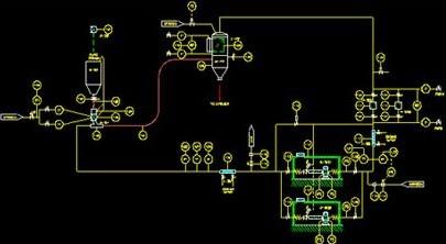 闭路气力输送系统的图片