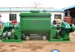 4000L導熱油爐加熱捏合機