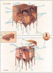 脉冲式布袋除尘器的图片
