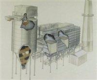 MEEP移动极板型静电除尘技术的图片