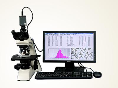 显微颗粒图像分析仪的图片