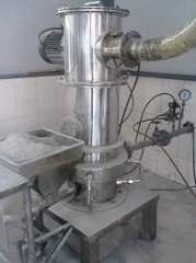 石墨专用气流粉碎机的图片