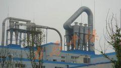 2万吨/年氟硅酸钠生产线(气流干燥机)的图片