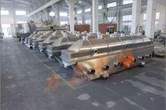 树脂颗粒专用振动流化床干燥机的图片
