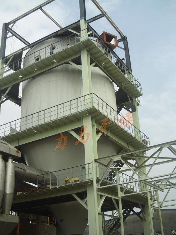 LPG-5000喷雾干燥塔图片