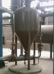 倉式氣力輸送泵