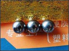 镍系列硬质合金球的图片