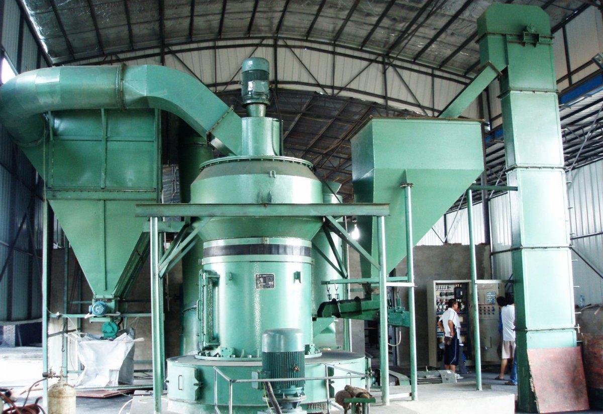 桂林磨粉機廠家提供的優質煤粉磨粉機價格優惠 的圖片