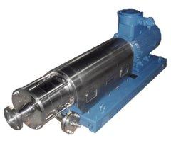 HPW型臥式剪切型均質乳化機