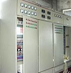 PLC除塵電控柜