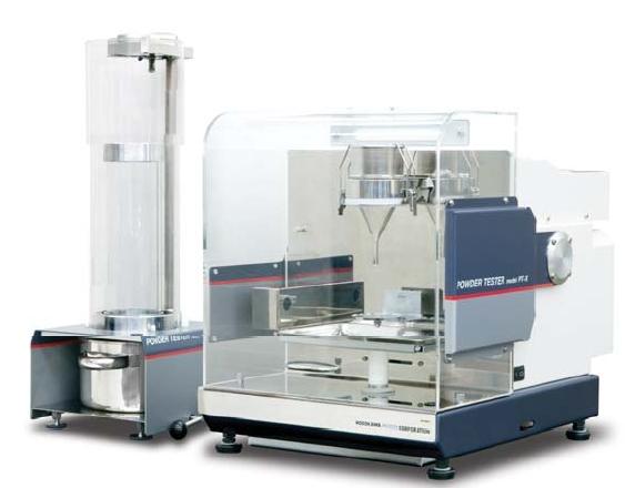 粉体综合特性测试仪PT-X的图片