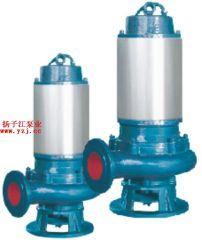 排污泵:JYWQ系列▲自动搅匀排污泵