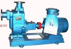排污泵:ZW型自吸式排污泵 不锈钢自吸式排污泵的图片