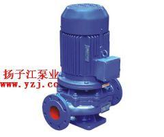 离心泵:ISG型系列立式管道离心泵 立式离心泵的图片