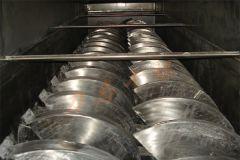 双轴桨式干燥设备在特种氢氧化铝生产中的应用的图片
