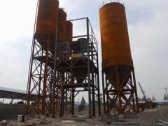 大型干粉砂漿生產線設備