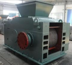 四輥加壓壓球機|煤粉壓球機