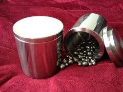 304不銹鋼研磨罐