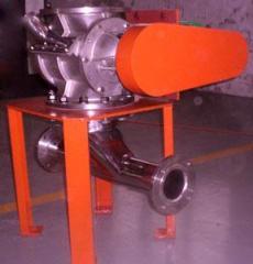 粉体专用不锈钢高压耐磨型旋转阀的图片