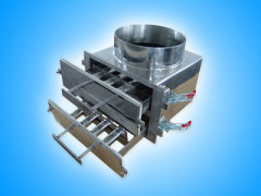 LHT格栅式永磁除铁器