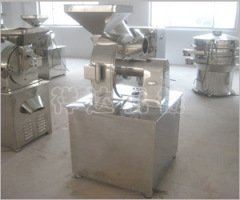 WFJ-涡轮粉碎机组的图片