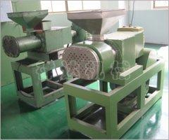 JZL型螺杆挤压造粒机的图片