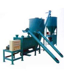 FBG臥式、立式干粉砂漿成套設備