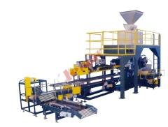 粉体包装自动化生产线的图片