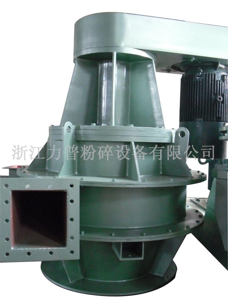 高效涡轮超微分级机的图片