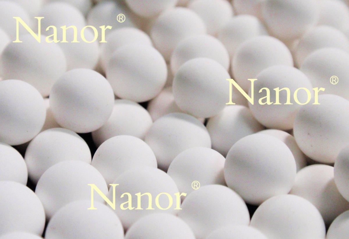 耐诺陶瓷球(NanorAl)的图片