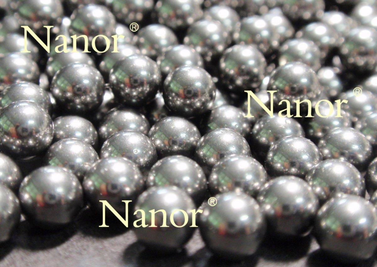 耐诺钢球(NanorCr)的图片