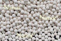 耐诺硅酸锆珠(CZS)的图片