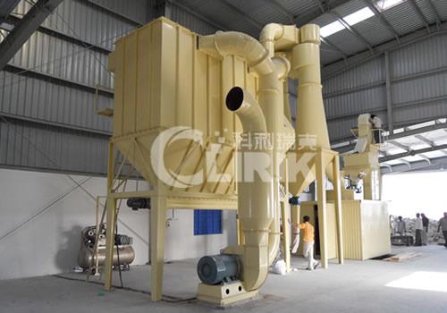 冰洲石磨粉机的图片