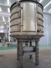 1.2吨/H虾粉盘式干燥设备的图片