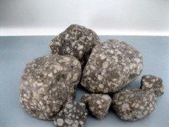 麦饭石颗粒的图片