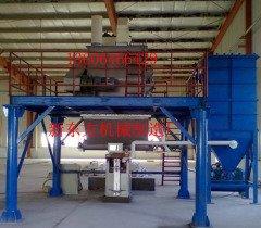 保温砂浆设备 无机玻化微珠保温砂浆设备的图片