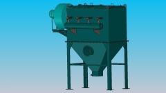 HMLT型濾筒脈沖式除塵器