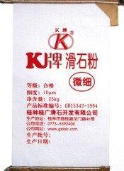 K牌微细滑石粉(细度10μm)的图片