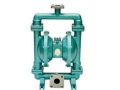 QBY型不銹鋼氣動隔膜泵