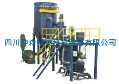 碳化硅微粉/石榴石微粉/磨料设备生产线的图片