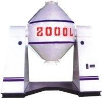 SZ系列搪玻璃双锥回转真空干燥机的图片
