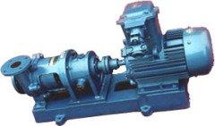高温磁力驱动离心泵的图片