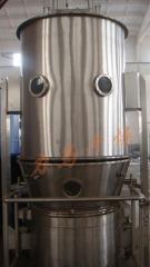 材质316不锈钢多功能粉体制粒包衣机的图片