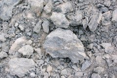 珍珠岩原矿砂石