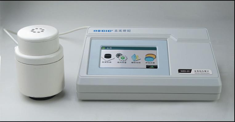 新一代WSD-3C全自动白度计的图片
